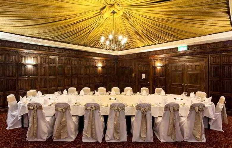 Mercure York Fairfield Manor - Hotel - 4