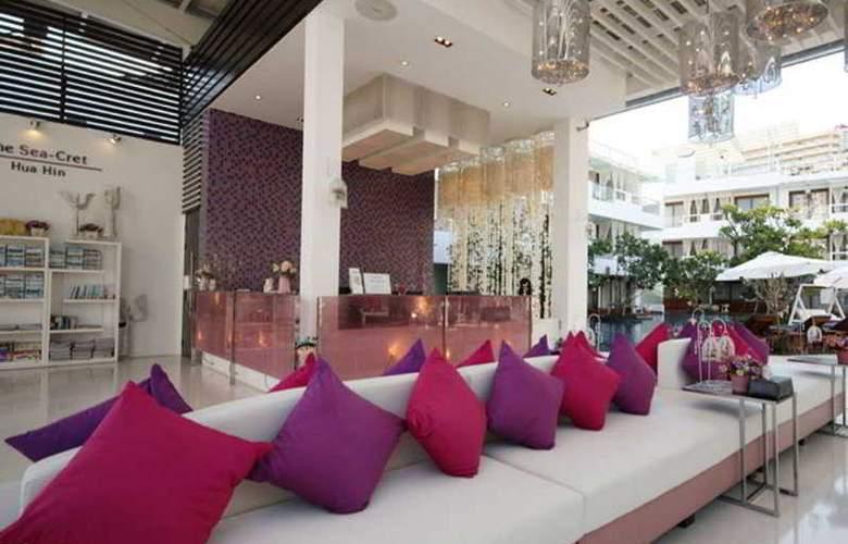 The Sea-Cret Hua Hin - Hotel - 0