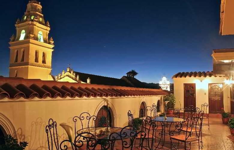 San Marino Royal - Terrace - 7