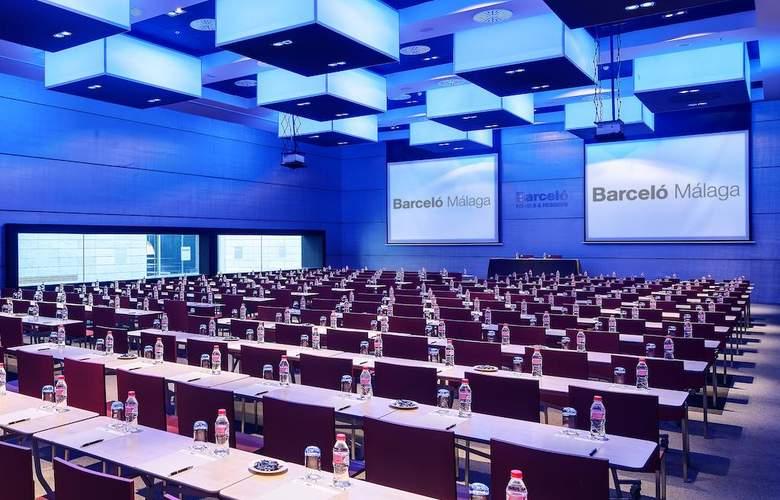 Barceló Málaga - Conference - 17