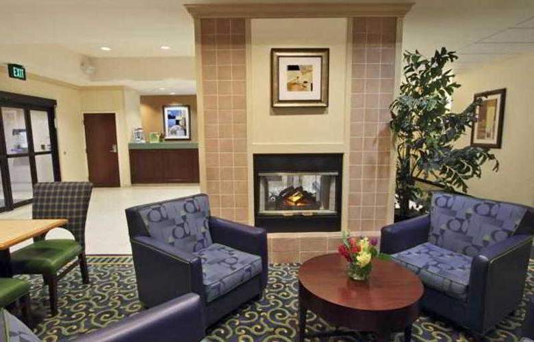 SpringHill Suites Seattle Bothell - Hotel - 12
