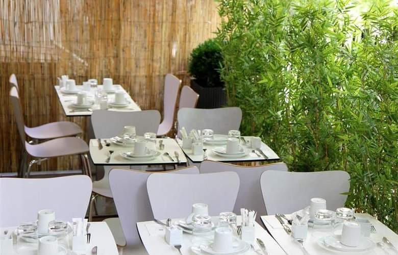 Best Western Hotel Le Montparnasse - Restaurant - 94