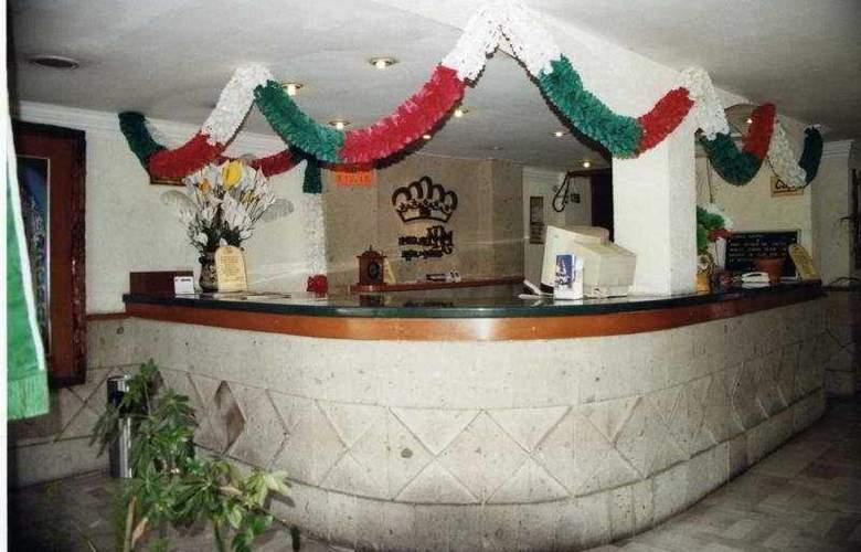 Real de Minas Inn Queretaro - General - 1