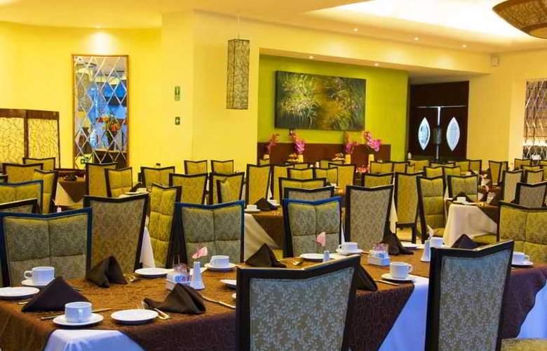 Crowne Plaza Hotel de Mexico - Restaurant - 28