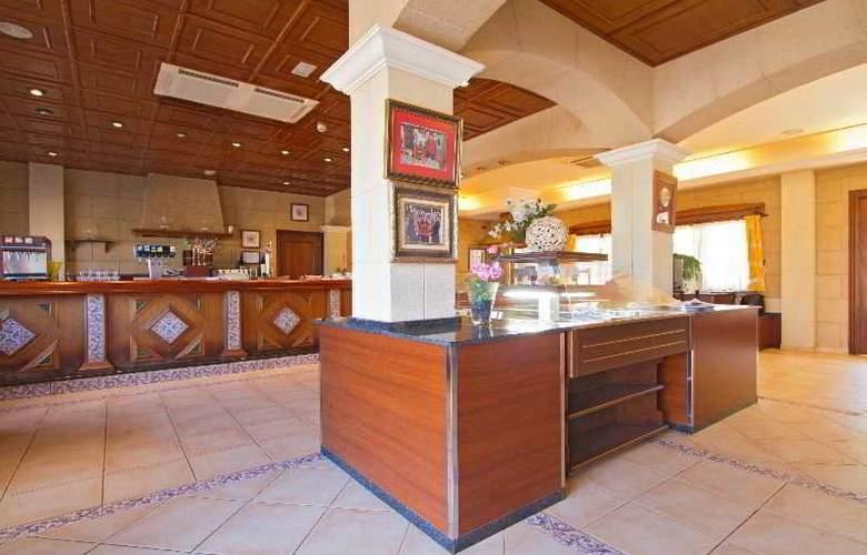 Ereza Dorado Suites - Restaurant - 19