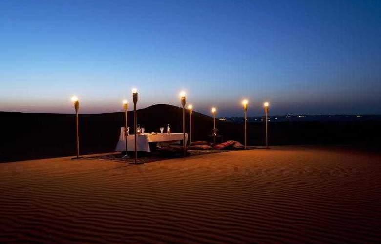 Al Maha Desert - Restaurant - 57