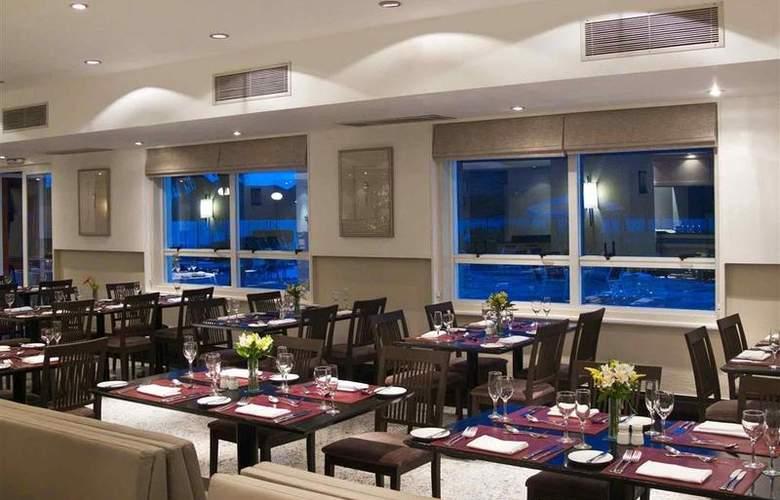 Mercure Belo Horizonte Lagoa dos Ingleses - Restaurant - 57
