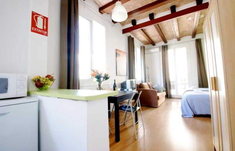 FGA Barceloneta Apartments - Room - 12