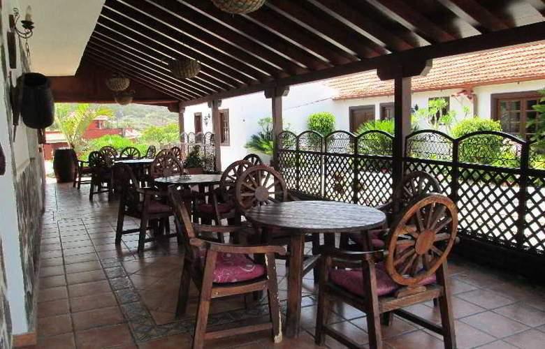 Finca la Hacienda Rural Hotel - Restaurant - 7