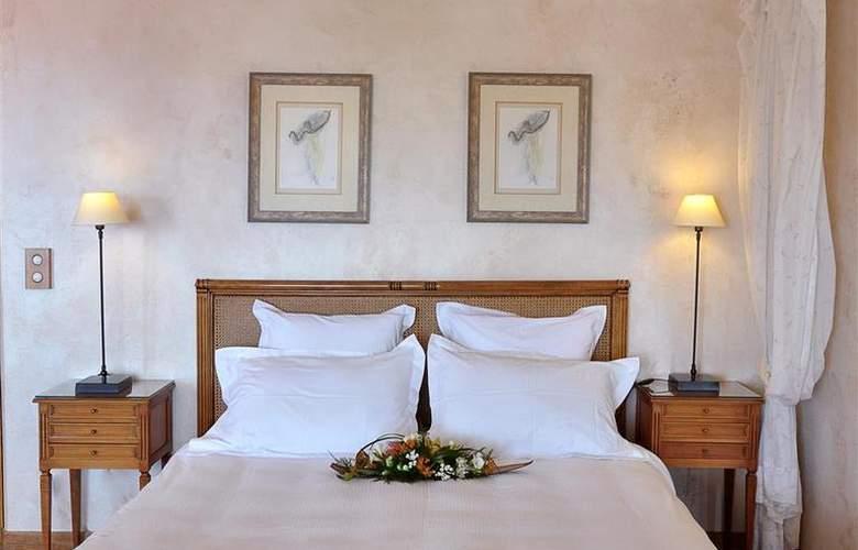 Best Western Hotel Montfleuri - Room - 80