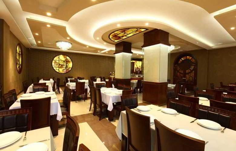 Nairi Hotel - Restaurant - 16
