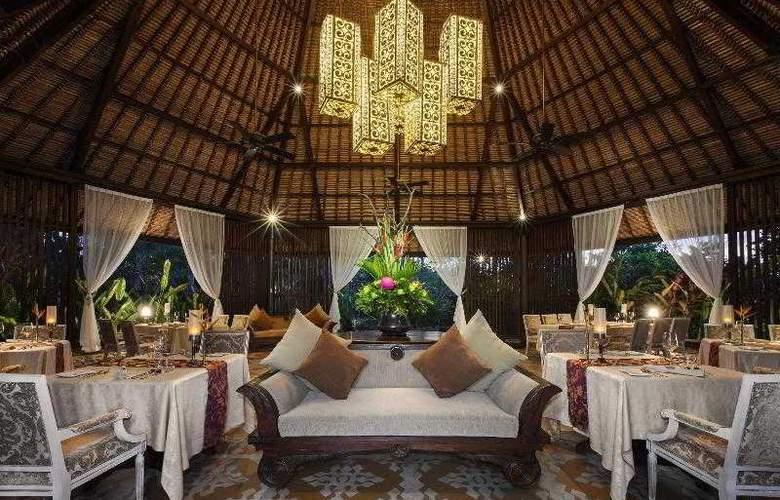 The St. Regis Bali Resort - Restaurant - 81