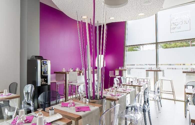 Seven Urban Suites Nantes Centre - Restaurant - 18