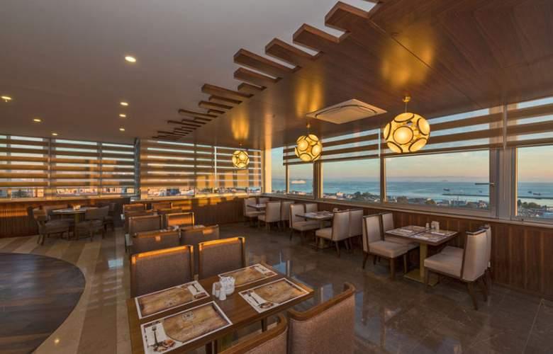 Bekdas Hotel Deluxe - Restaurant - 86