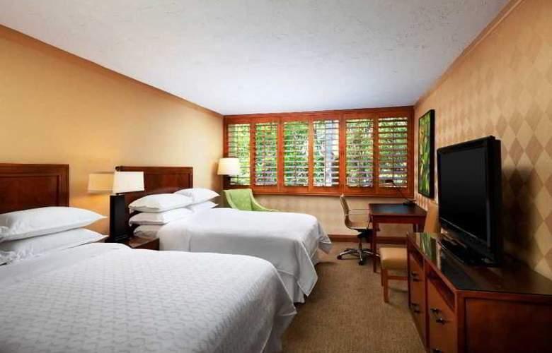 Sheraton La Jolla Hotel - Room - 7