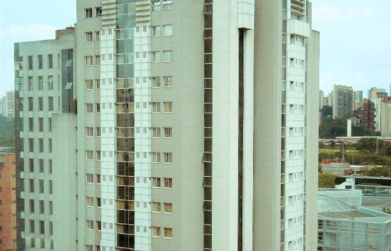 InterCity Naçoes Unidas - Hotel - 6