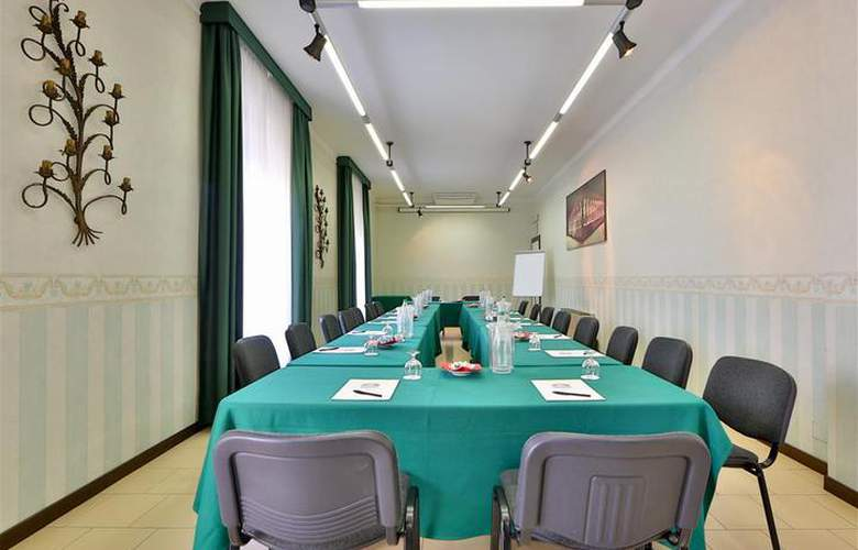 Best Western San Donato - Conference - 15