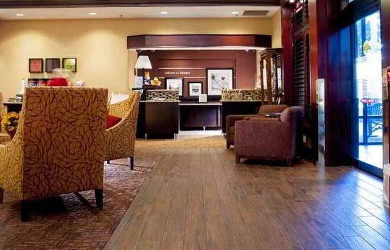 Hampton Inn & Suites Tampa North - Hotel - 1