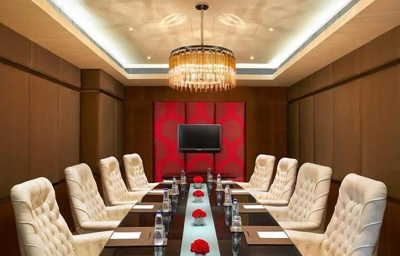 Sofitel Hotel Mumbai - Conference - 32