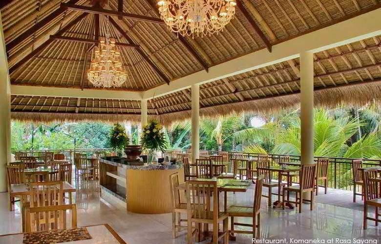 Komaneka At Rasa Sayang Ubud - Restaurant - 14
