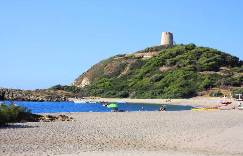 Parco Torre Chia - Beach - 28