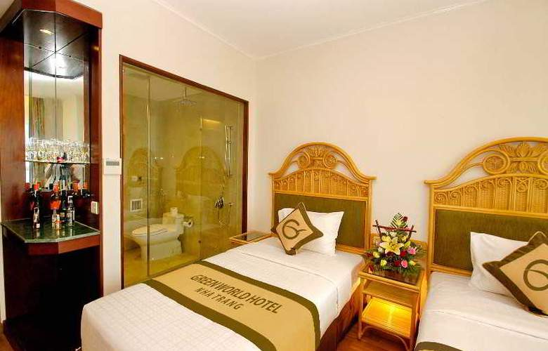 Green World Hotel Nha Trang - Room - 19