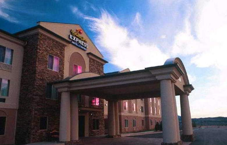 Holiday Inn Express And Suites Cedar City - Hotel - 0