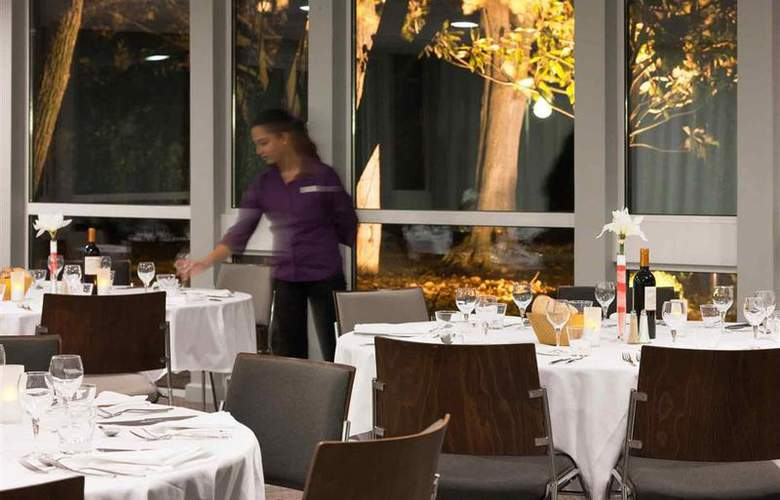 Novotel Saclay - Hotel - 34