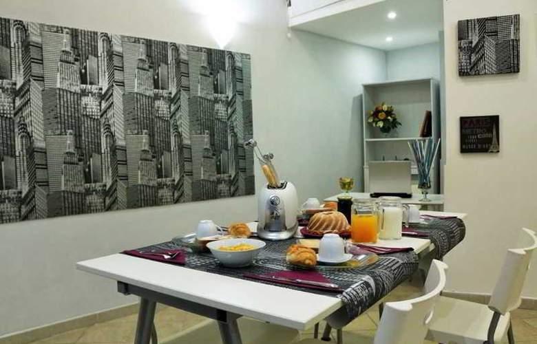 Maison Du La Rua - Restaurant - 8