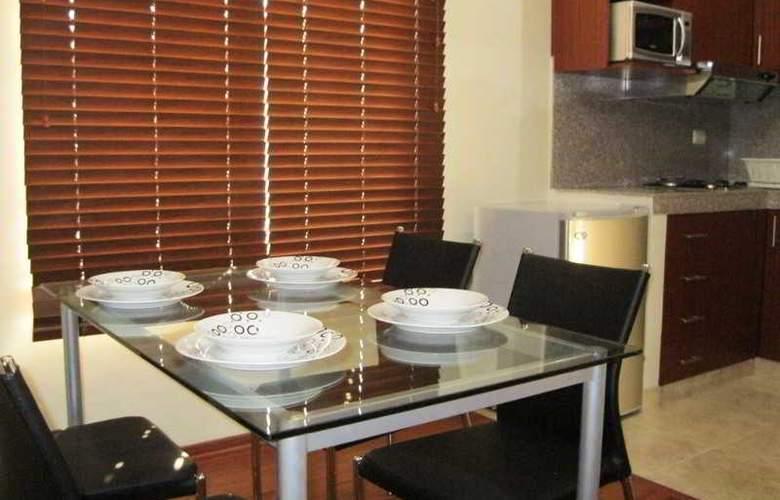 Apart Terrazas Guayaquil Suites & Lofts - Room - 2
