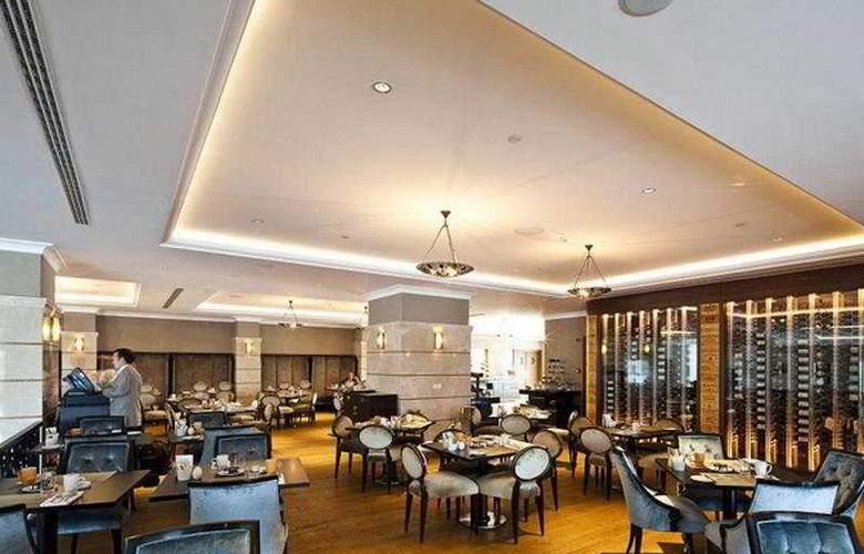 Divan Istanbul Asia - Restaurant - 9