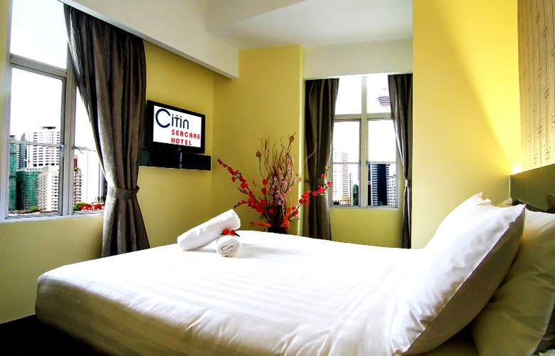 Citin Seacare Pudu by Compass Hospitality - Room - 12