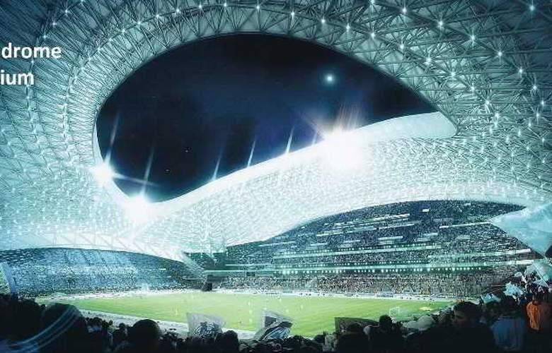 Appart'City Marseille Centre Prado - Sport - 20