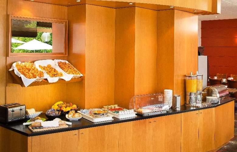 Escale Oceania Brest Aéroport - Restaurant - 15