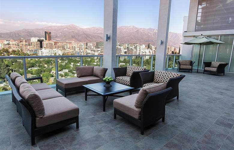 Hyatt Place Santiago/Vitacura - Terrace - 21