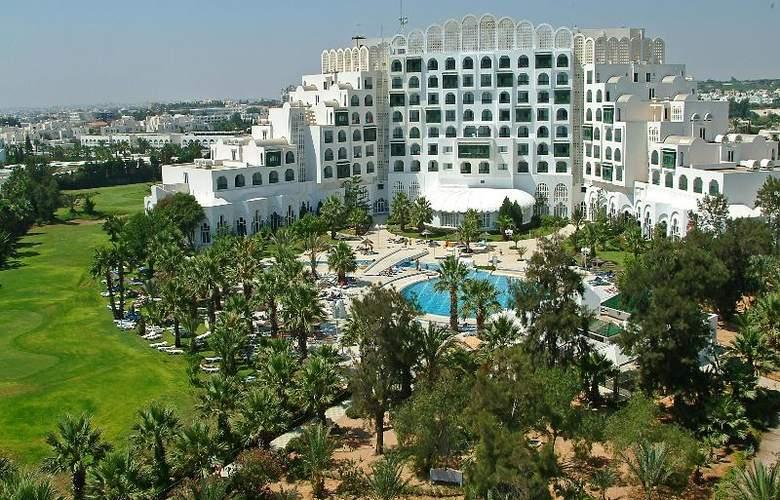 Marhaba Palace - Hotel - 13