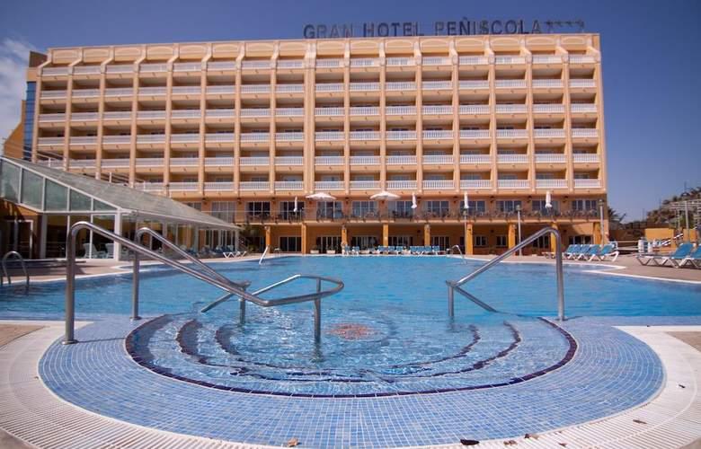 Gran Hotel Peñiscola - Hotel - 0