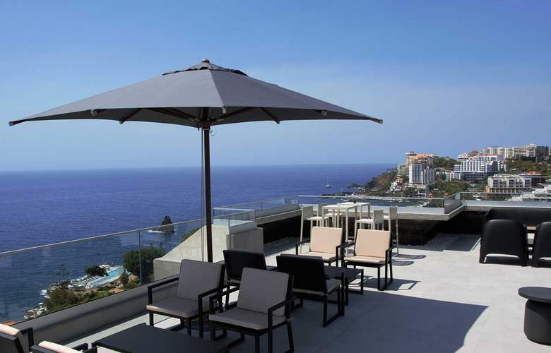 Allegro Madeira – Adults Only - Terrace - 4