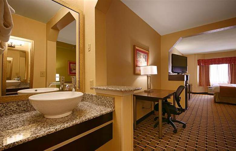 Best Western Knoxville - Room - 81