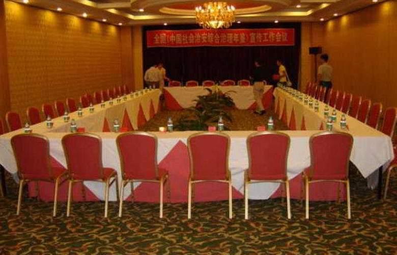 Songhuajiang Gloria Plaza - Conference - 5