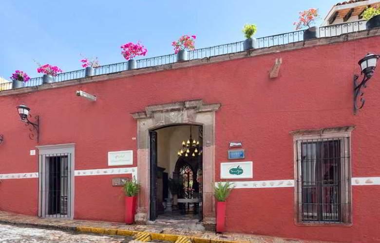 Hacienda el Santuario Centro - Hotel - 0