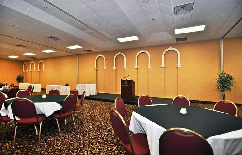 Best Western Glengarry Hotel - Conference - 92