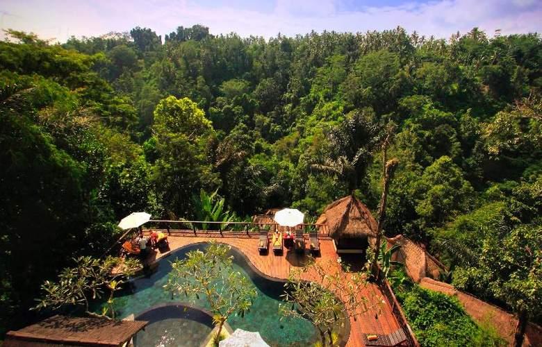Nandini Bali Jungle Resort and Spa Ubud - Pool - 19