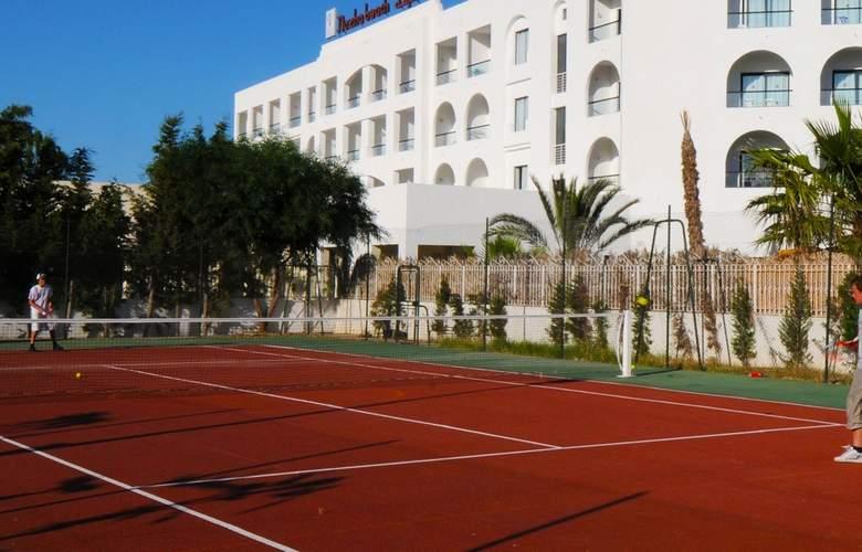 Vincci Nozha Beach & Spa - Sport - 8