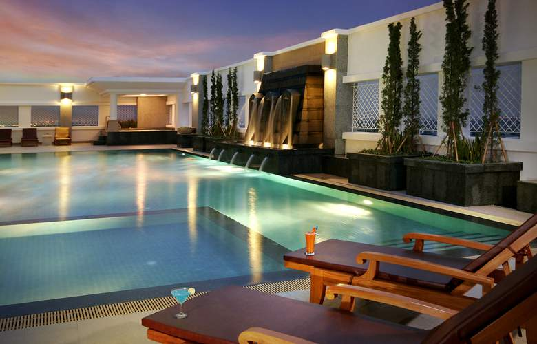 Kantary Hotel and Serviced Apartments, Ayutthaya - Pool - 3