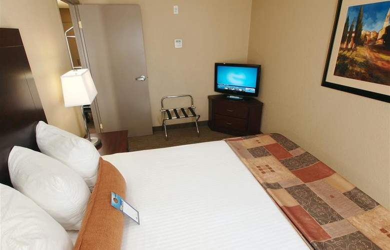 Best Western Pembina Inn & Suites - Room - 115