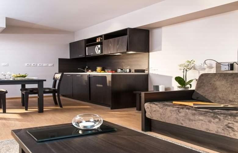 Seven Urban Suites Nantes Centre - Room - 11