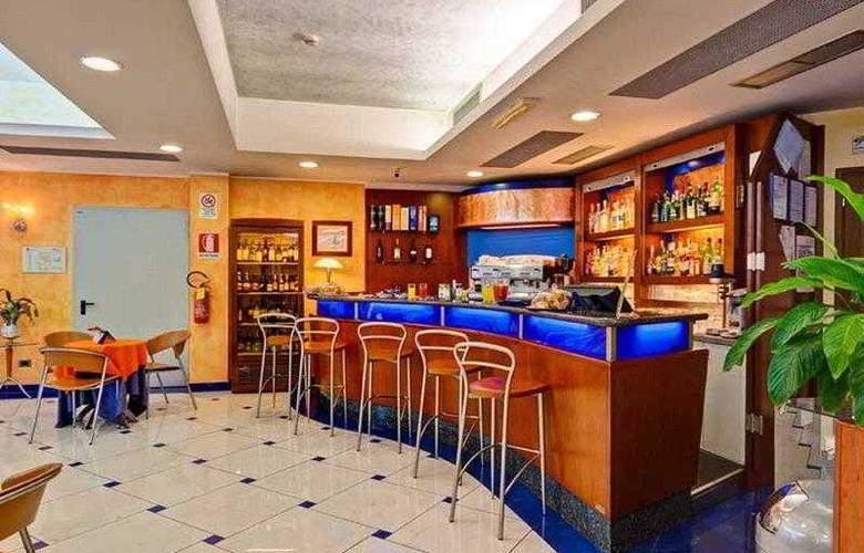 Best Western Blu Hotel Roma - Bar - 3
