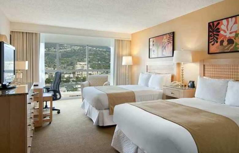 Hilton Los Angeles North/Glendale & Executive - Hotel - 3