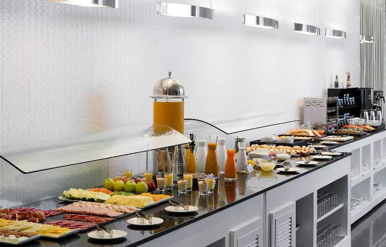 NH Barcelona Diagonal Center - Restaurant - 11